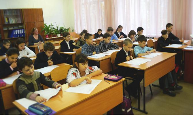 Навесні 2018 року пройде перший етап моніторингового дослідження якостіпочаткової освіти